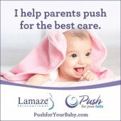 Lamaze Push for Your Baby